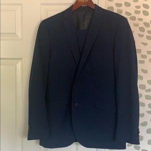 Kenneth Cole Reaction Men's Suit 40R 33W